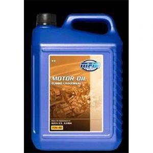 kts maskiner MPM International Oil Company Mineralmotorolja 15W-40 Turbo Universal motoroljor 02205